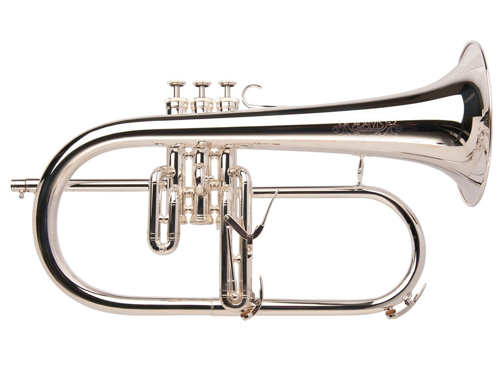 flugelhorn adams custom series f3