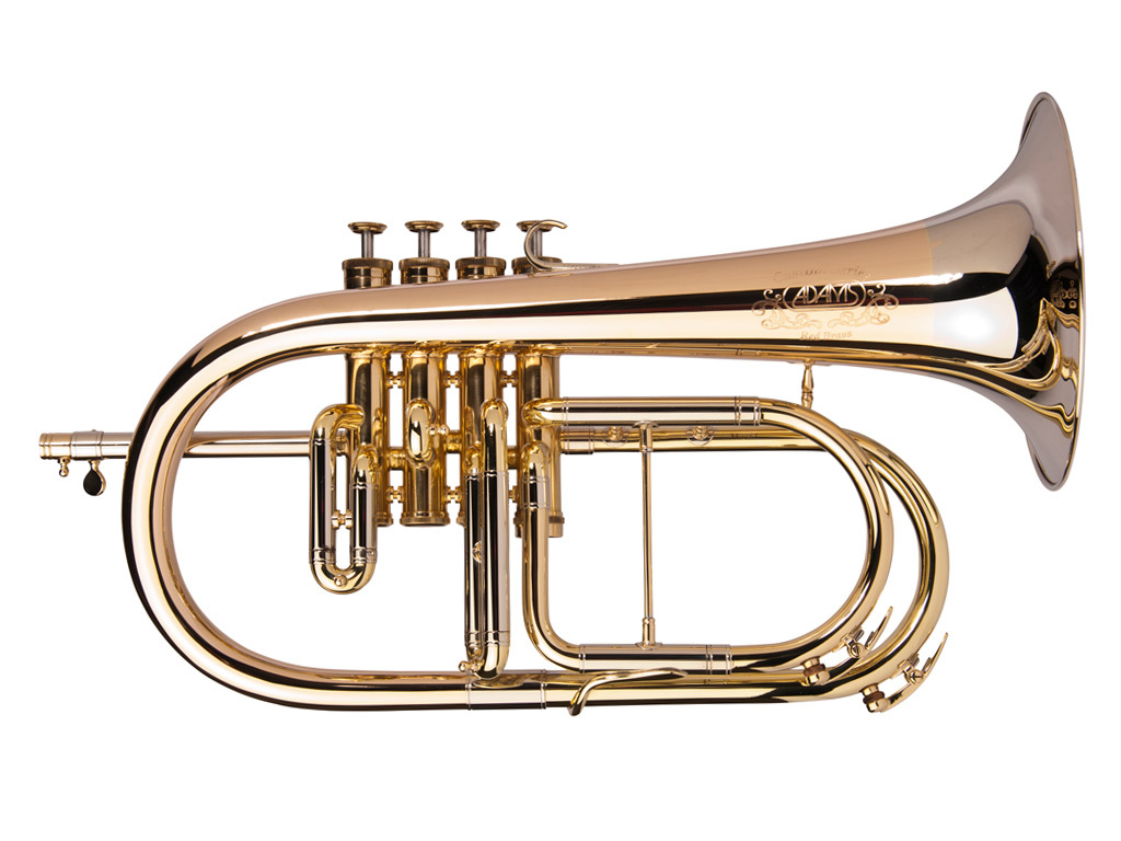 flugelhorn adams custom series f4
