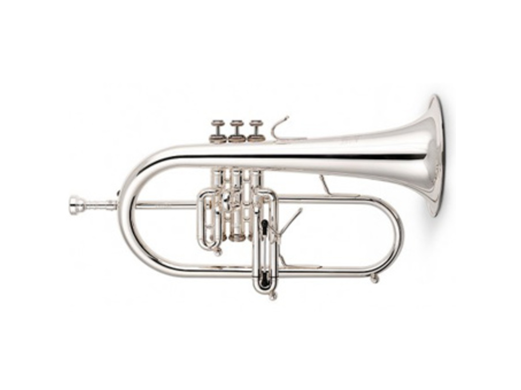 Flugelhorn Stomvi Elite, Silver Plated, small bore