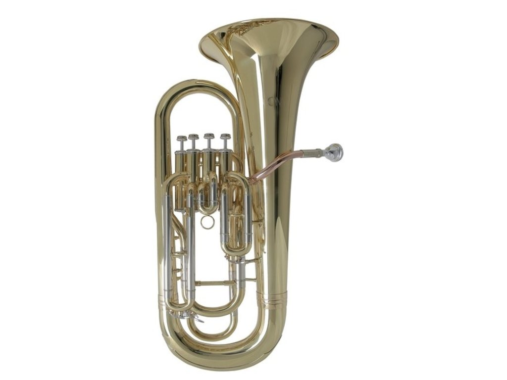 Euphonium Conn EP654, 4 Ventil, Messing, Lackiert
