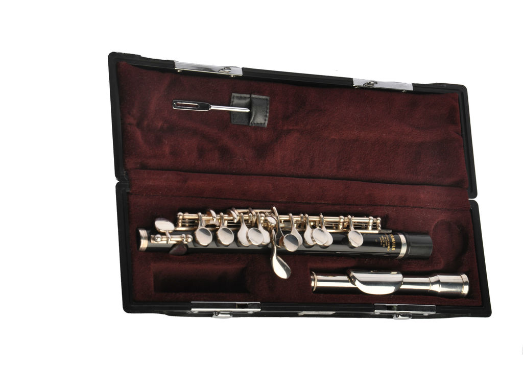 Piccolo Yamaha YPC 32, Plastic, Silver Plated Headjoint, including cover