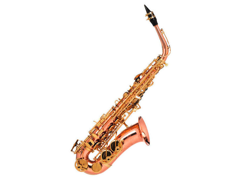 Saxophone Alto Buffet Crampon BC2525-7B-0, Senzo, Red Brass, Laquered