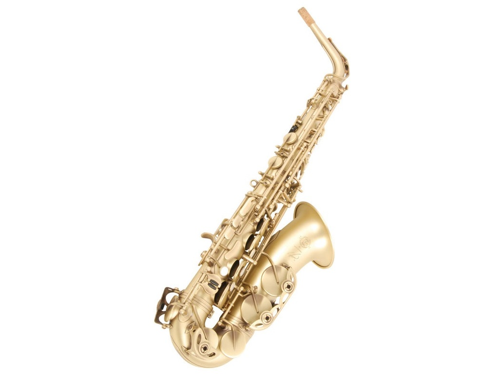 Saxophone Alto Selmer Reference, antique Laquered