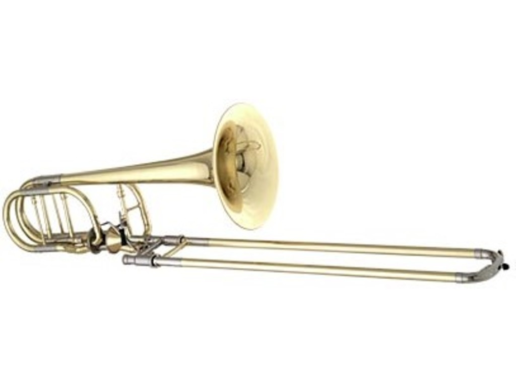 Trombone (Bas) Edwards B-454E Edge Bracing