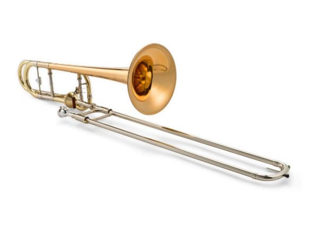 Trombone (Tenor) K&H Bolero  Thayer (151 29 NZ), 13,9mm bore, nz schuif, kwartv., gm beker - 220 mm, lak