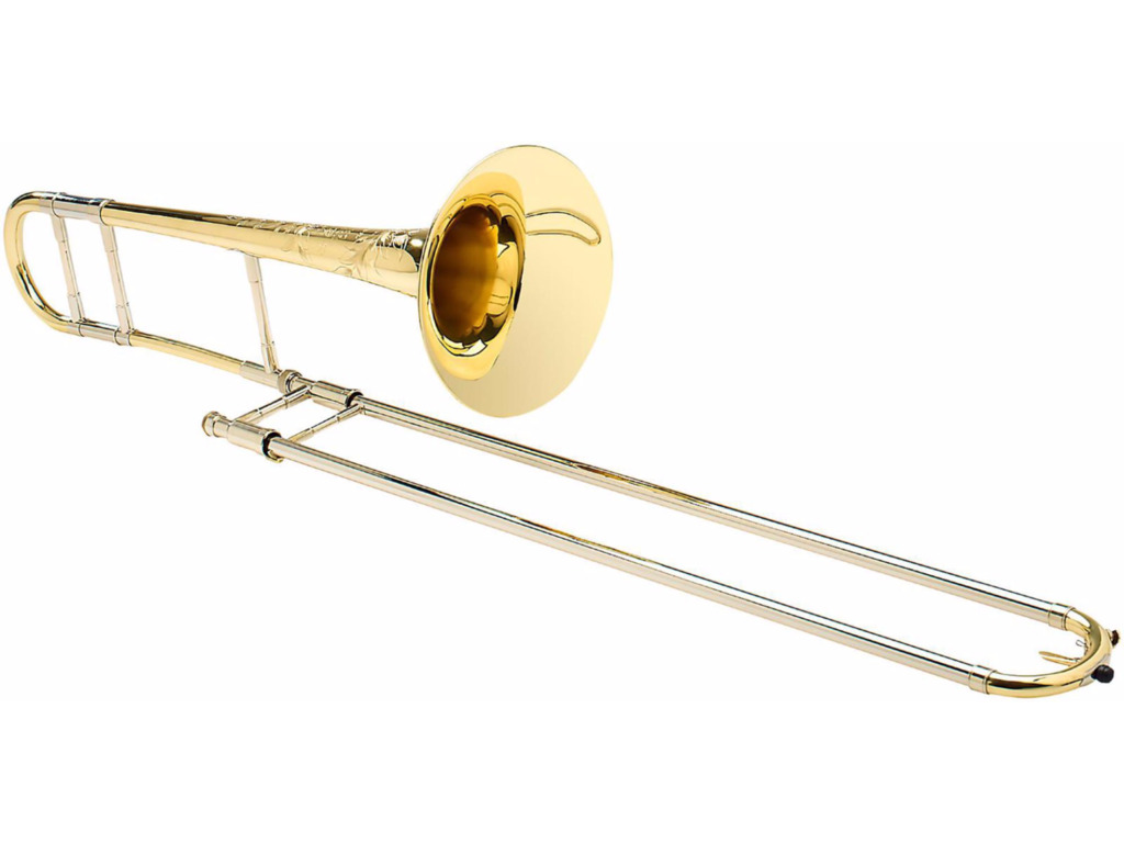Trombone (Tenor) Shires TBMD, Artist Model, Michael Davis (YLW, T95NLWYC, SY1.5), without Case