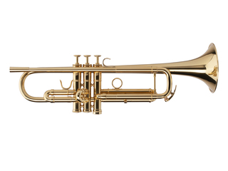 Trumpet (Bb) Adams Custom Series A5 Selected Model, Brass 0,45mm, Gold Laquer