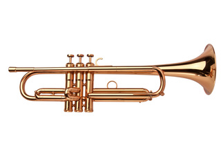 The classic design concept of the Martin trumpets