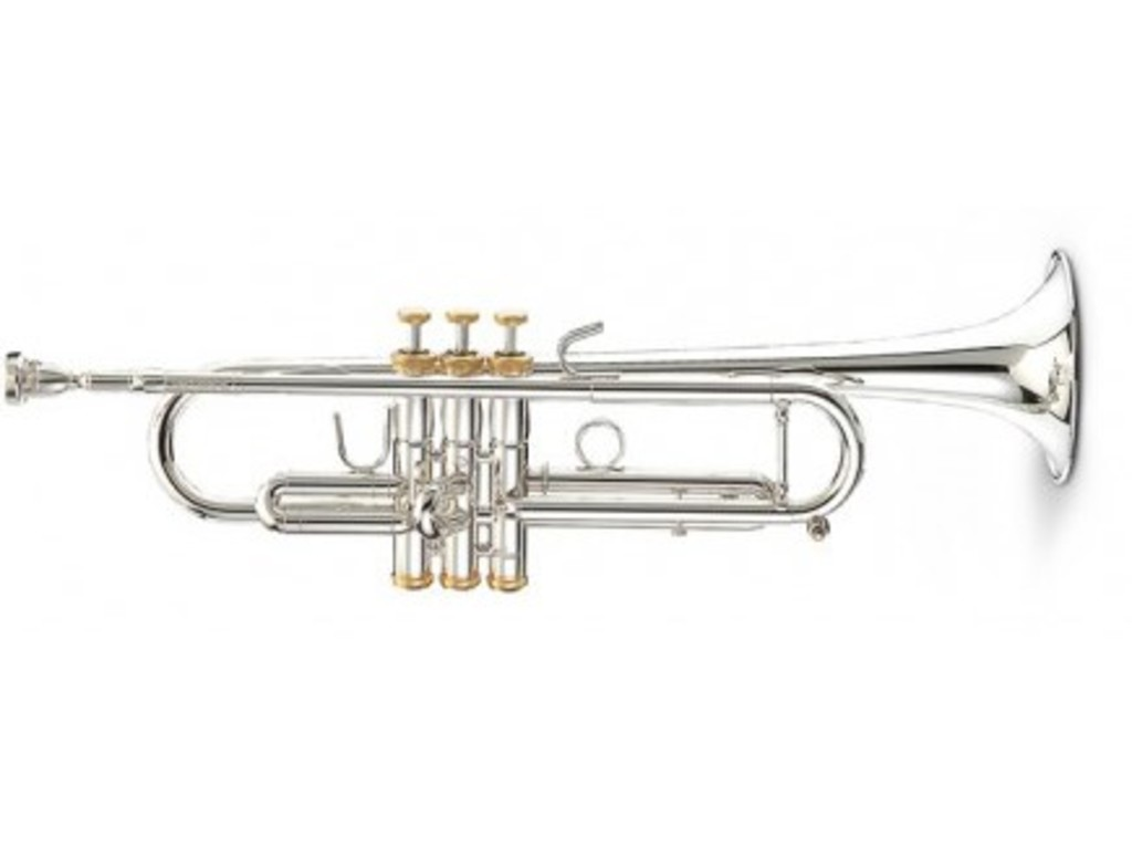 Trumpet Bb Stomvi Forte, ML, Silver Plated