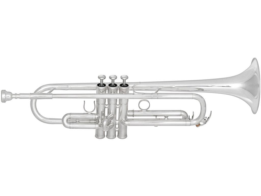 Trumpet Bb Yamaha YTR 6330BS, Till Bronner, Silver Plated