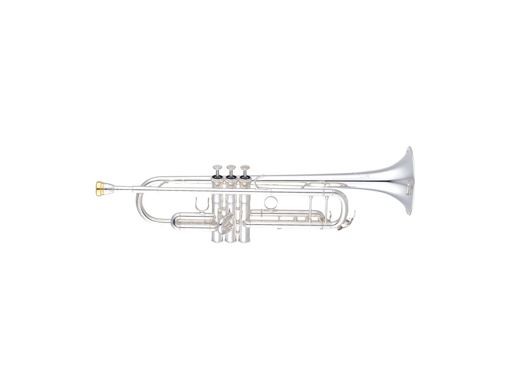 Trumpet Bb Yamaha YTR 8335 GS, Custom Xeno, Goldbrass Bell, Silver Plated