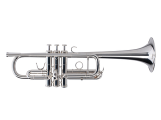 Trumpet (C) Adams Custom Series C1-XL Selected Model, Brass 0,50mm, Silver Plated