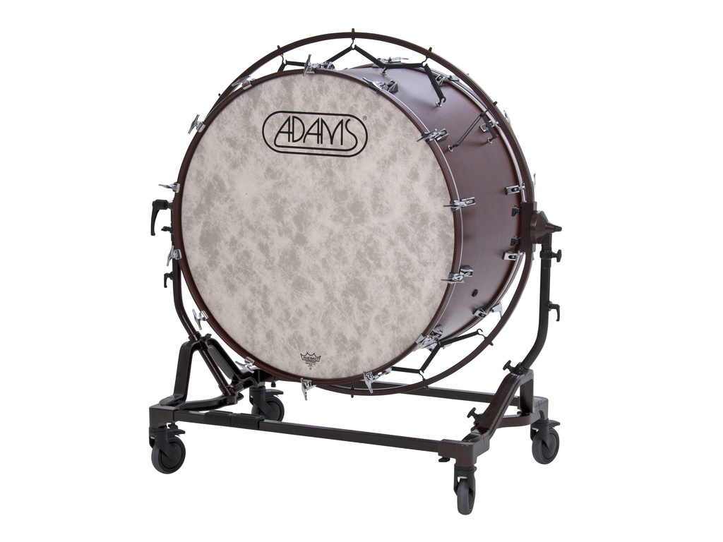 "Concert Bass Drum, Generation II, Free Suspended 36"" x 22"""