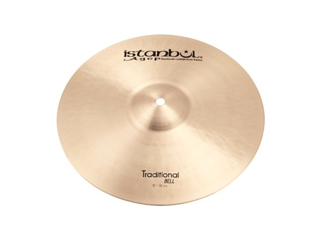 Bell Cymbal Istanbul Agop BL8, Traditional Series Bell, 8""