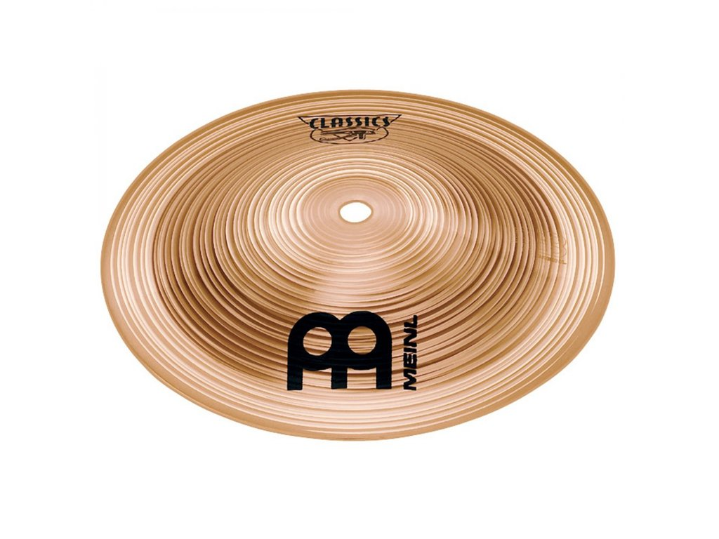 Cymbal Bell Meinl C8BH, Classics Serie, High, 8""