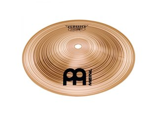 Cymbal Bell Meinl C8BH, Classics Serie, High, 8