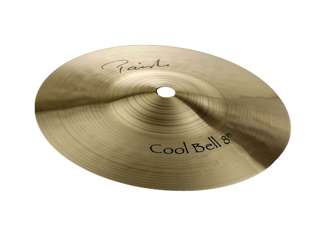 "Cymbal Bell Paiste Signature Specials 8"" Cool Bell"