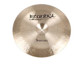 China Cymbal Istanbul Mehmet CH14, Traditional, 14""