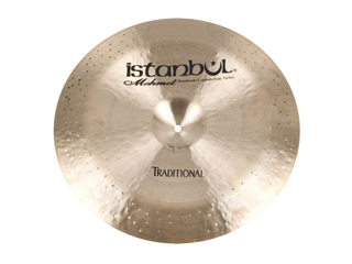 China Cymbal Istanbul Mehmet CH16, Traditional, 16""