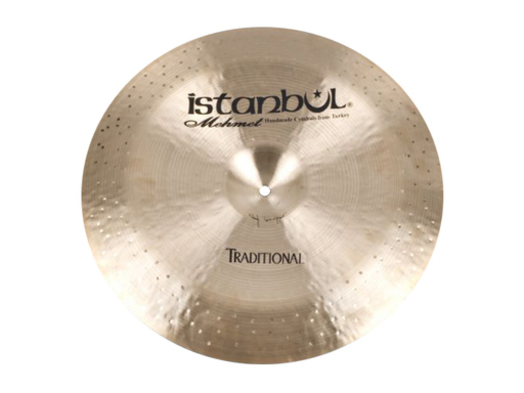 China Cymbal Istanbul Mehmet CH17, Traditional, 17""