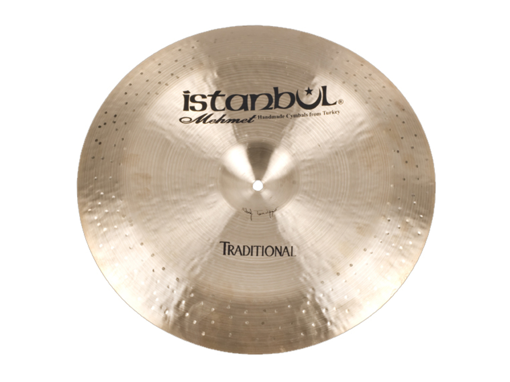 China Cymbal Istanbul Mehmet CH22, Traditional, 22""