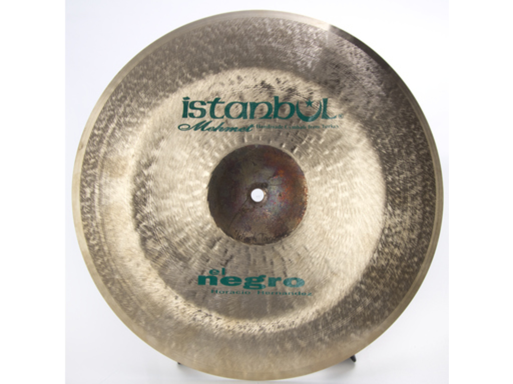 China Cymbal Istanbul Mehmet HH-CH16, Signature Horacio Hernandez, 16""