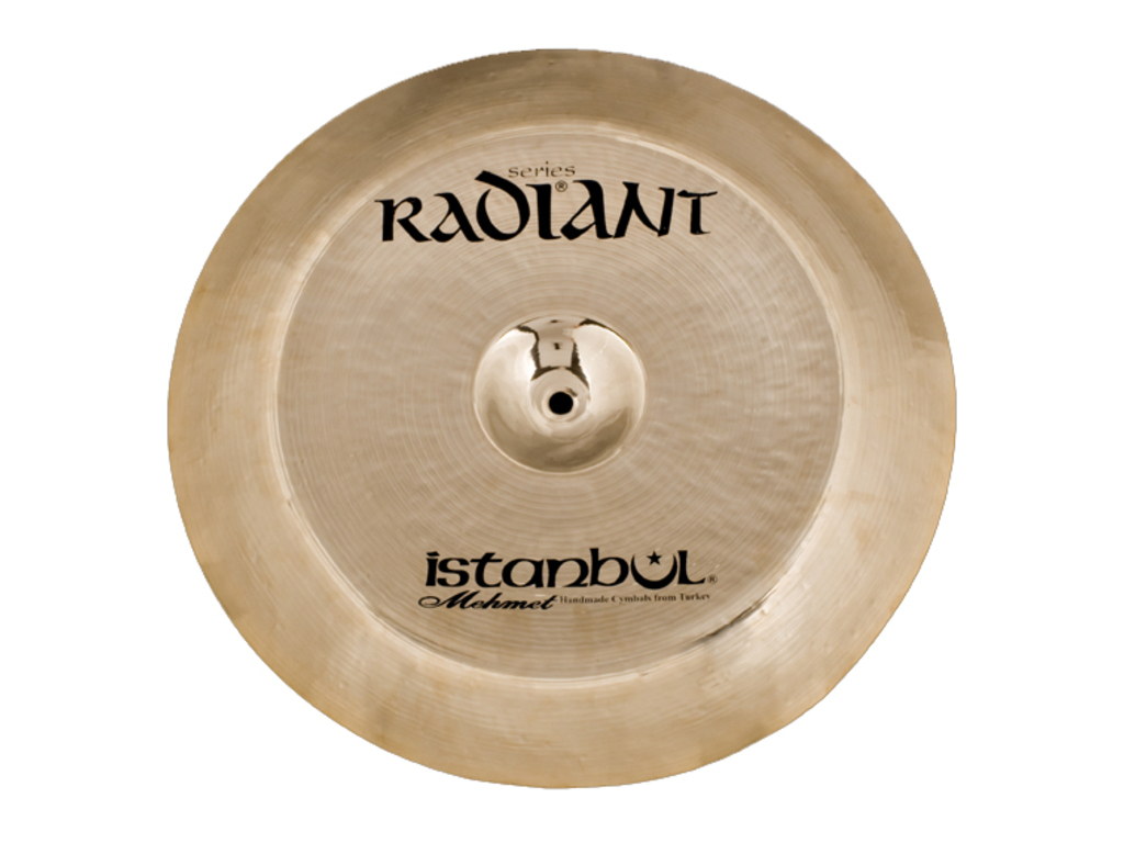 China Cymbal Istanbul Mehmet R-CH10, Radiant, 10""