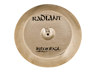 China Cymbal Istanbul Mehmet R-CH12, Radiant, 12""