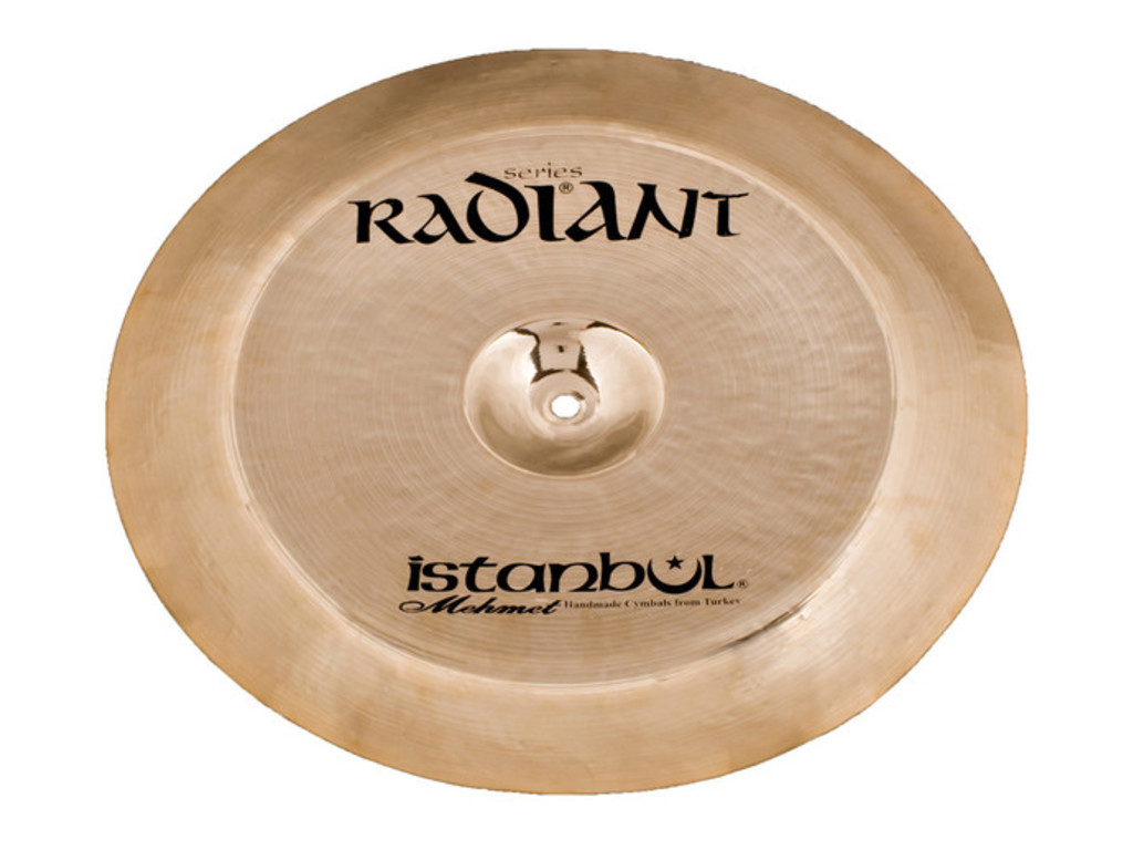 China Cymbal Istanbul Mehmet R-CH14, Radiant, 14""