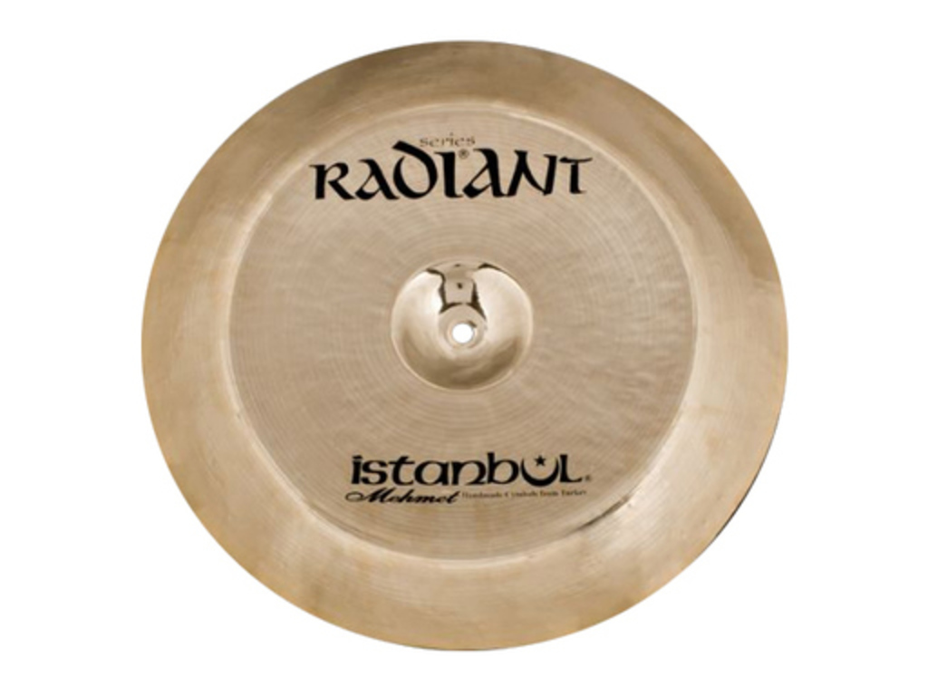 China Cymbal Istanbul Mehmet R-CH16, Radiant, 16""