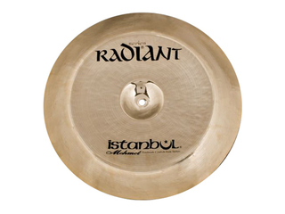 China Cymbal Istanbul Mehmet R-CH20, Radiant, 20""
