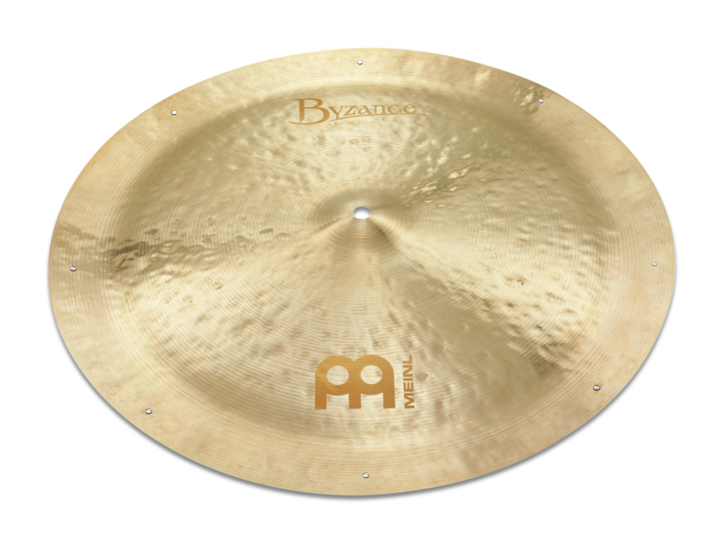 China Cymbal Meinl B22JCHR, Byzance Serie, Jazz, China/Ride, met Sizzle, 22""