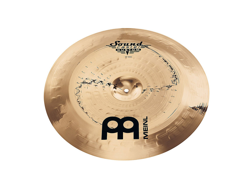 China Cymbal Meinl SC16CH-B, Soundcaster Serie, 16""