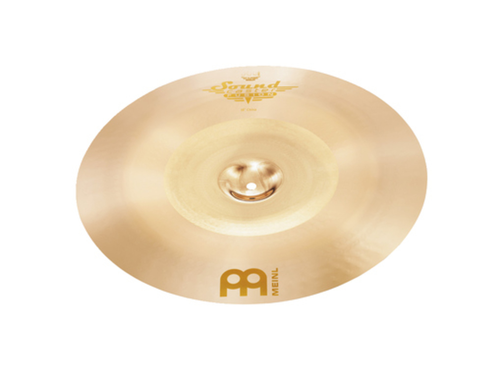 China Cymbal Meinl SF18CH, Soundcaster Serie, Fushion, 18""