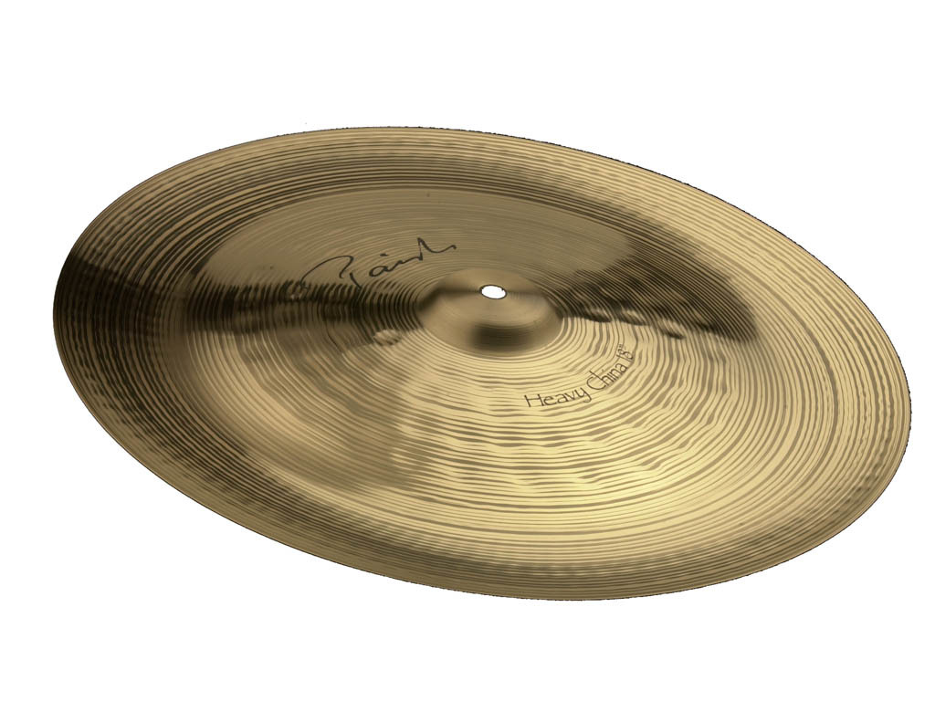 China Cymbal Paiste CY0004002518, Signature Serie, Heavy, 18""