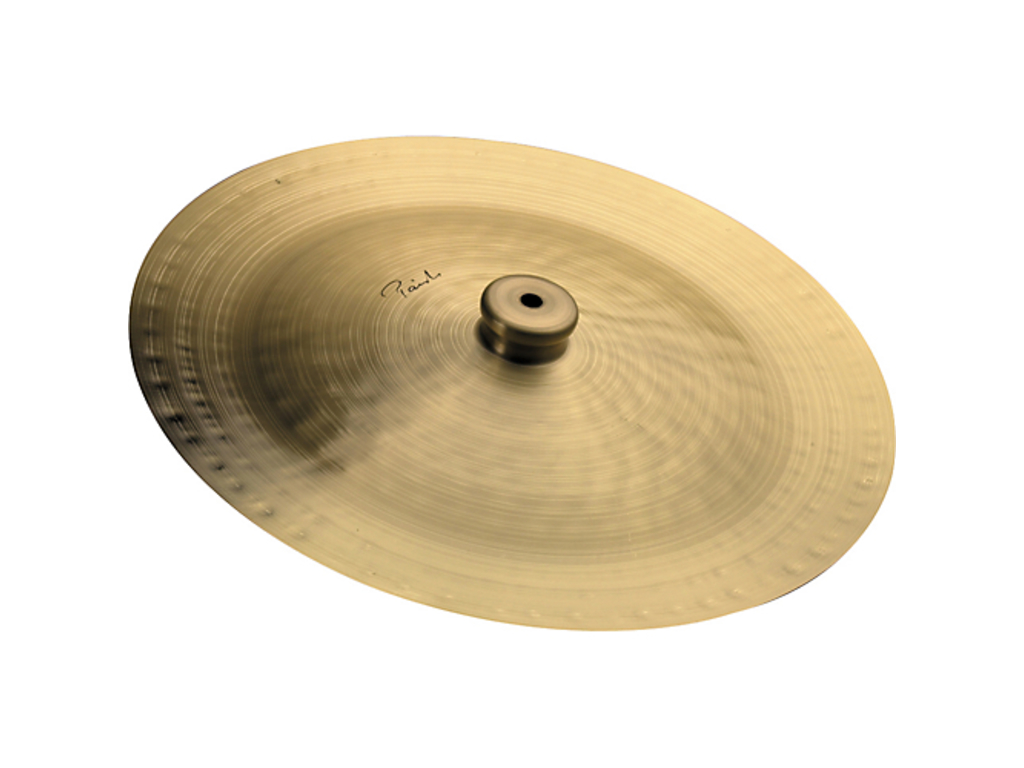 "Cymbal China Paiste Traditional 16"" medium light china"