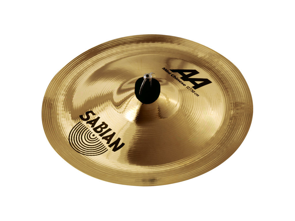 China Cymbal Sabian 21216, AA Serie, Mini China, 12""