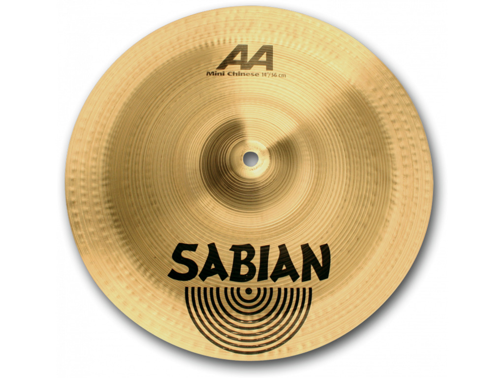 China Cymbal Sabian 21416, AA Serie, Mini China, 14""