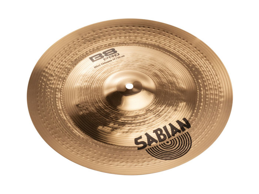 China Cymbal Sabian 31416B, B8 Pro serie, Mini China, 14""