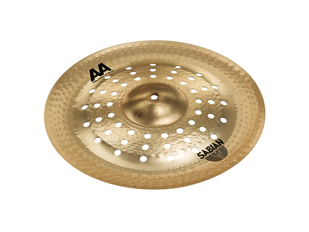 China Cymbal Sabian 21916CS, AA Serie, Holy China, Designed with Chad Smith, 19""