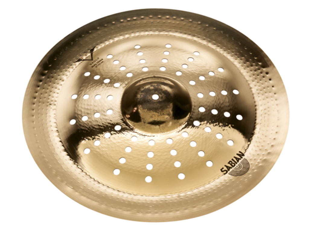 China Cymbal Sabian 22116CS, AA Serie, Holy China, Designed with Chad Smith, 21""