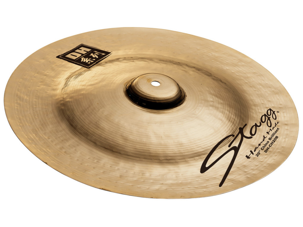 China Cymbal Stagg DH-CH8B, DH Serie, Briljant, 8""