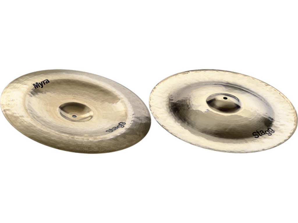 China Cymbal Stagg MY-CH18B, Myra Serie, Brilliant Power, 18""
