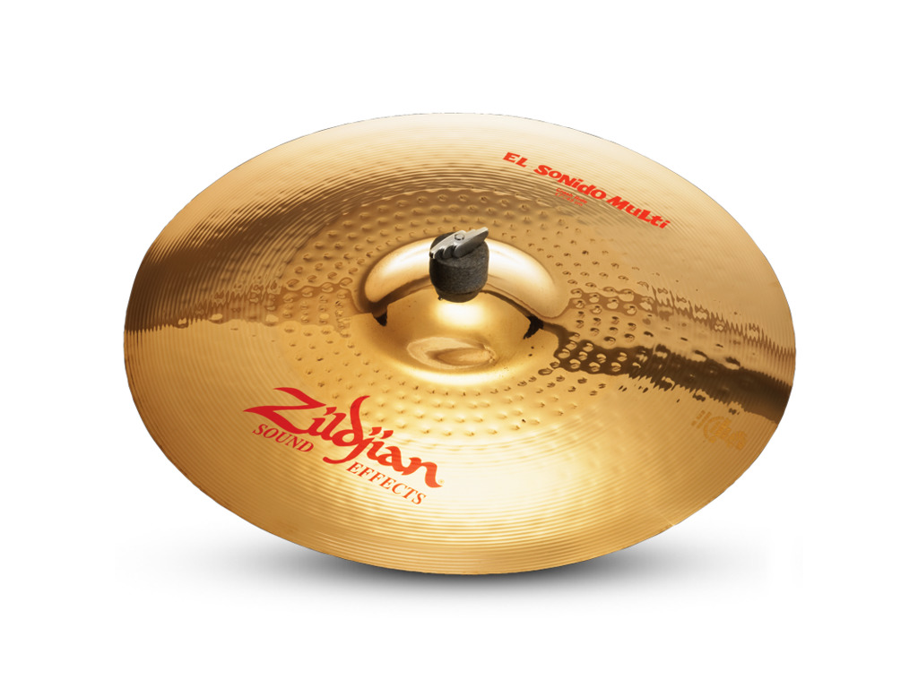 Crash Cymbal Zildjian A20017, FX El Sonido, multi-Crash/Ride, 17""
