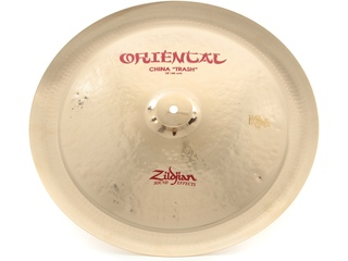China Cymbal Zildjian A0618, FX Oriental China Trash, 18""