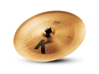 China Cymbal Zildjian K0883, K China, 17""