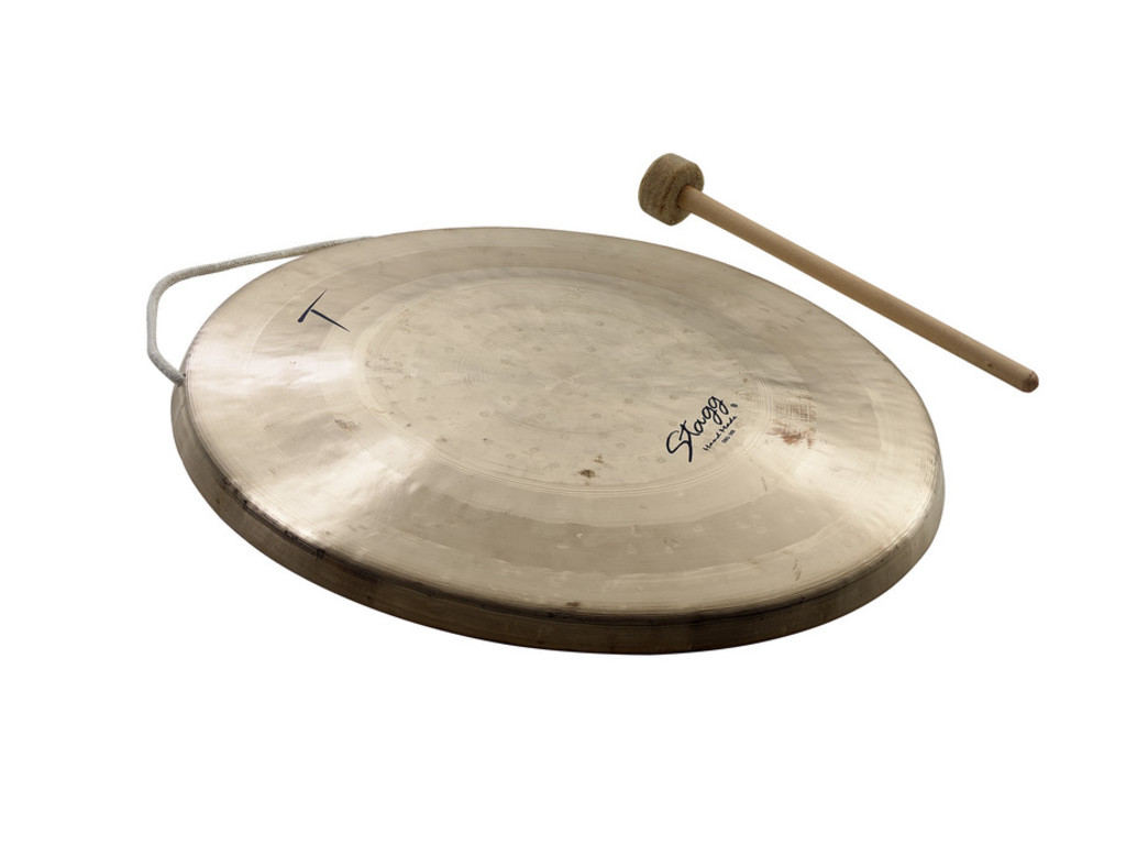 Gong Stagg OBG-360, Opera Bass Gong met klopper, (36 cm), 14.2""