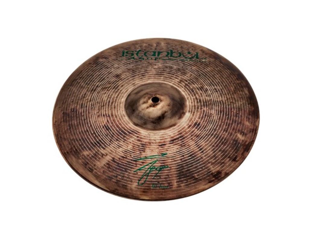 Hi-hat Cymbal Istanbul Agop AGH14, Signature, 14""