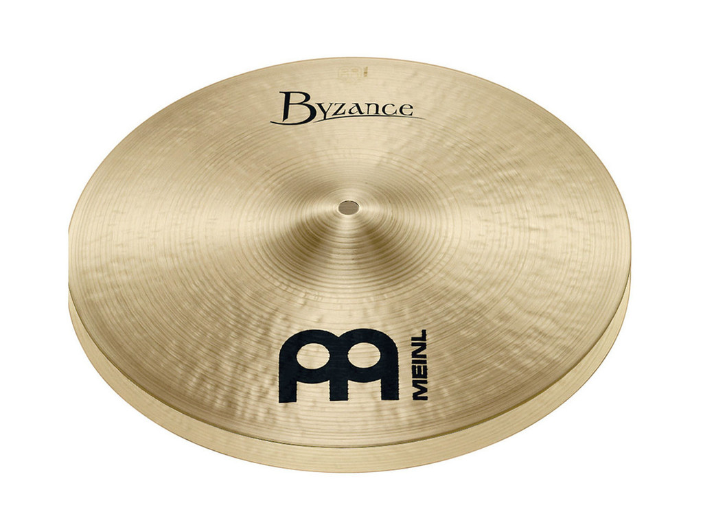 Hi-hat Cymbal Meinl B10MH, Byzance Serie, Traditional, Mini, 10""