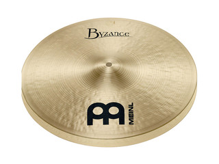Hi-hat Cymbal Meinl B10MH, Byzance Serie, Traditional, Mini, 10